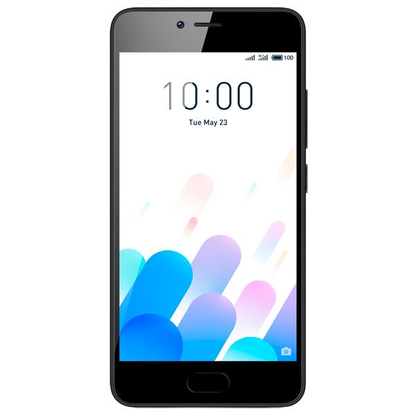 Смартфон Meizu M5c 16Gb+2Gb Black (M710H)