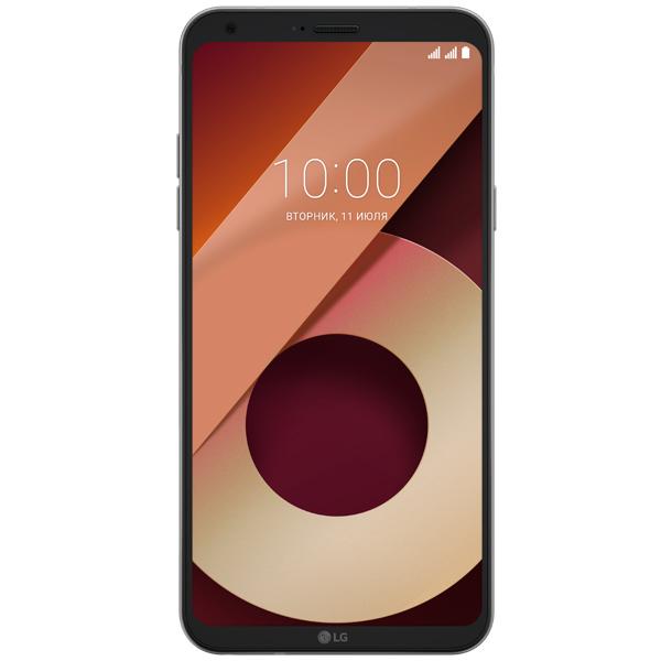 Смартфон LG Q6a Platinum (M700)