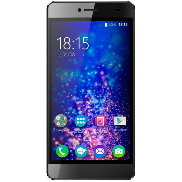 все цены на  Смартфон BQ mobile Magic LTE Black (BQS-5070)  онлайн