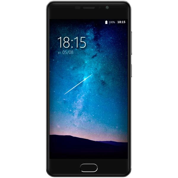 Смартфон BQ mobile Space Lite Black (BQ-5202) смартфон bq mobile bq 5202 space lite золотой