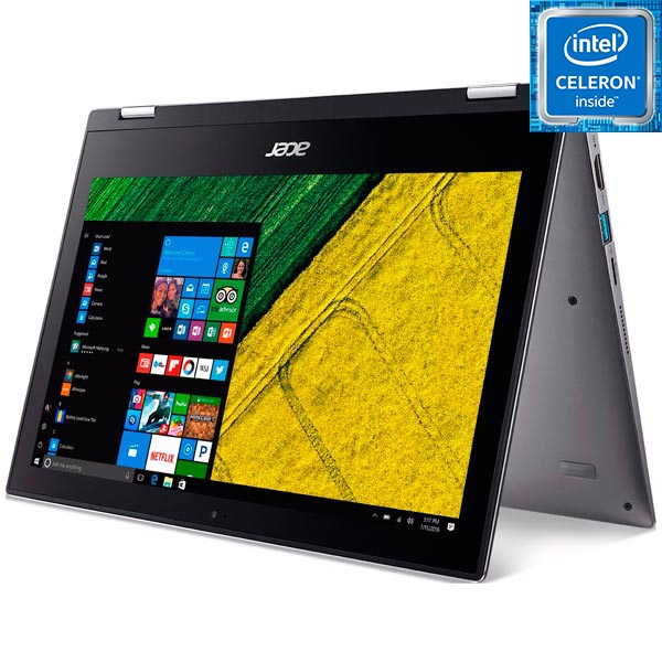Ноутбук-трансформер Acer SP111-32N-C1AJ NX.GRMER.001