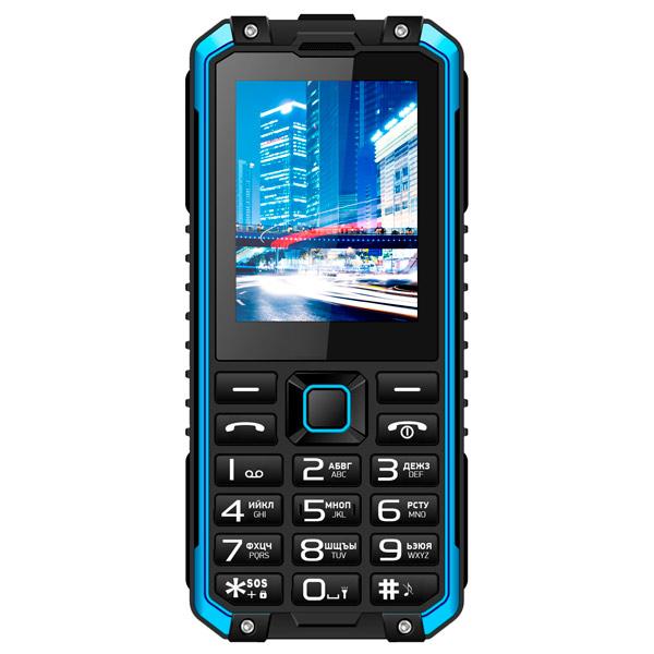 все цены на  Мобильный телефон Vertex K204 Black/Blue  онлайн