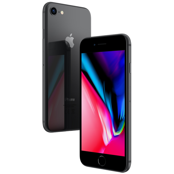Смартфон Apple iPhone 8 64GBSpace Gray (MQ6G2RU/A)