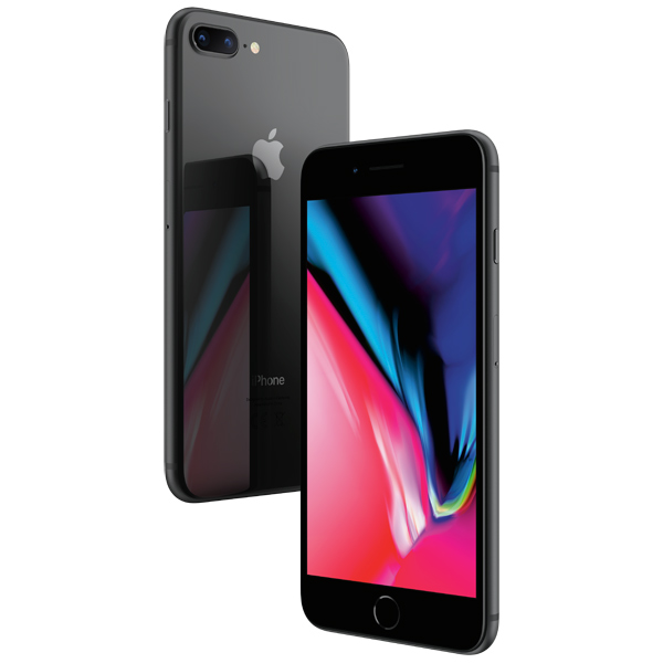 Смартфон Apple iPhone 8 Plus 256GBSpace Gray (MQ8P2RU/A)