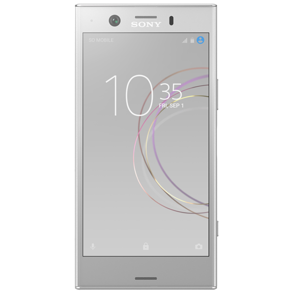 Смартфон Sony Xperia XZ1 compact White Silver (G8441) смартфон sony xperia x compact white android 6 0 marshmallow msm8956 1800mhz 4 6 1280x720 3072mb 32gb 4g lte [f5321white]