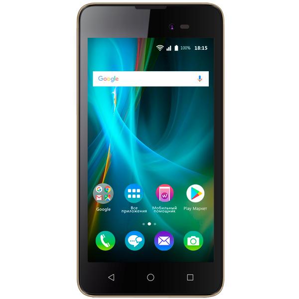 Смартфон BQ mobile Velvet Gold (BQ-5035)