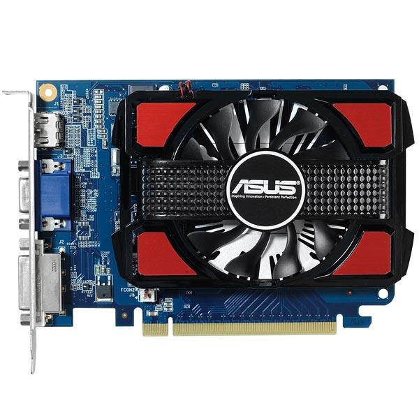 неттоп asus e810 b0354 g3240t 2 7ghz 4gb 500gb win8 1 90px0051 m00640 Видеокарта ASUS GeForceGT 730 4GB DDR3