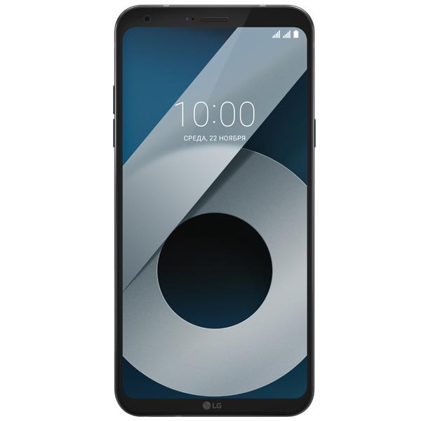 Смартфон LG Q6+ 64Gb Black (M700AN)