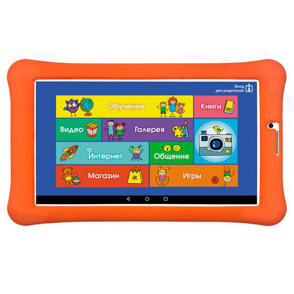 Планшетный компьютер для детей TurboKids New