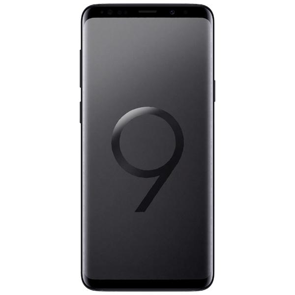 Смартфон Samsung Galaxy S9+ 256Gb Черный бриллиант