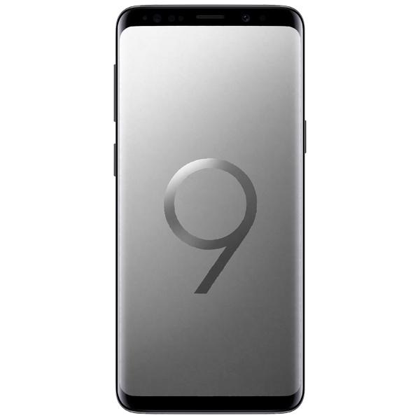 Смартфон Samsung Galaxy S9 64Gb Титан