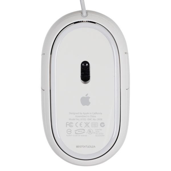 Купить Мышь проводная Apple Apple MB112 недорого