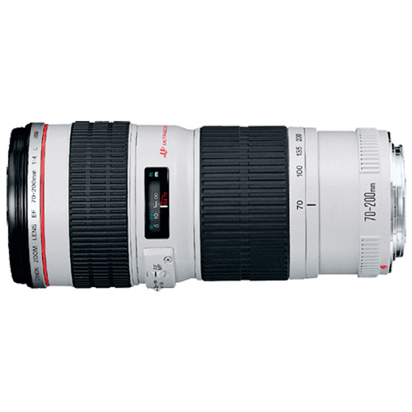 Canon EF70-200mm f/4 L USM фото