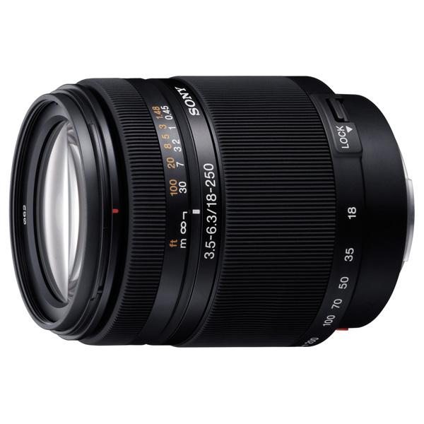 Sony SAL18250 F3.5-6.3