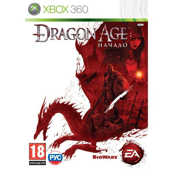 Игра для Xbox Медиа Dragon Age:Origins
