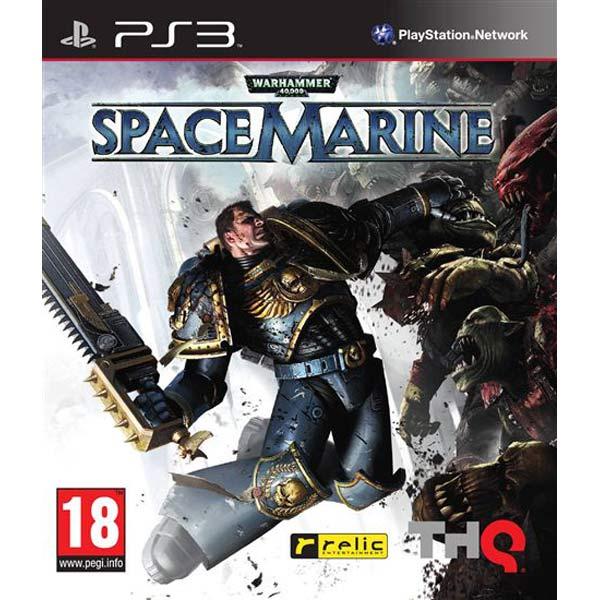 Игра для PS3 Медиа Warhammer 40 000:Space Marine