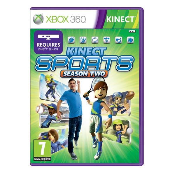 Игра для Xbox Microsoft Kinect Sports Season 2