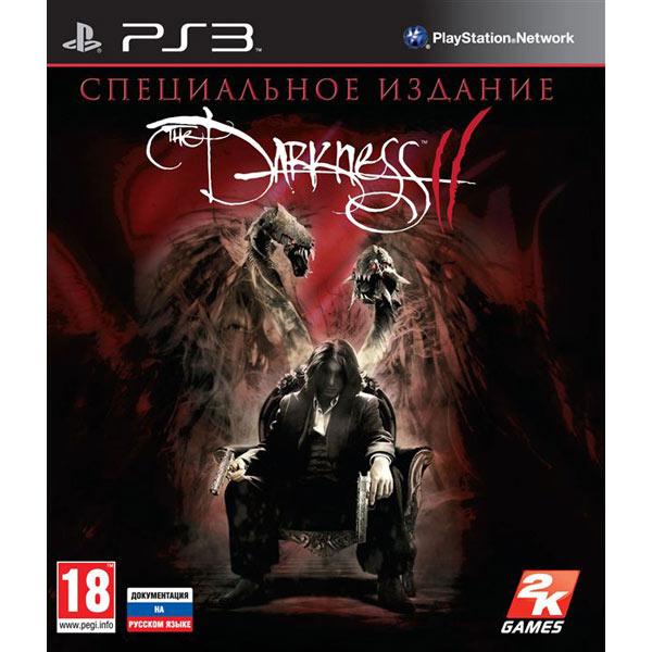 Игра для PS3 Медиа Darkness II.Специальное издание