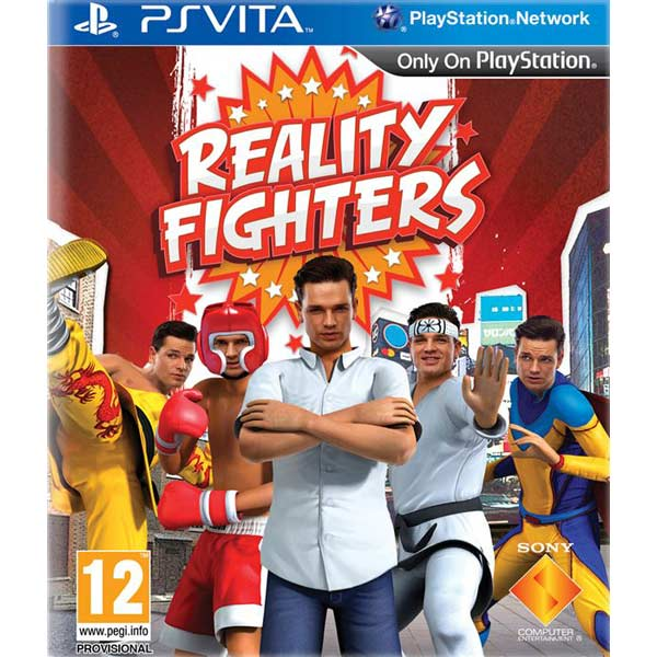 ���� ��� PS Vita ����� Reality Fighters