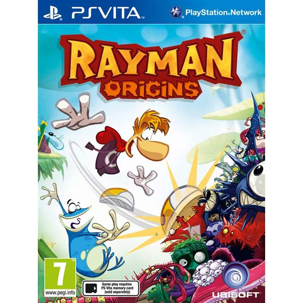 Игра для PS Vita Медиа Rayman Origins