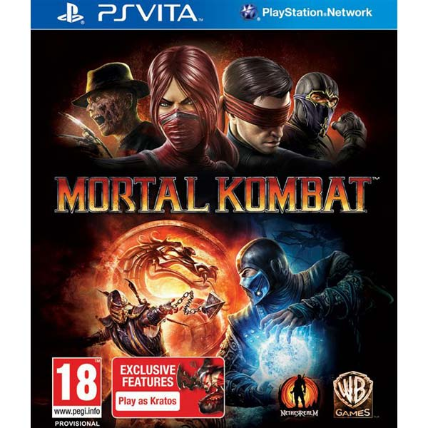 Игра для PS Vita Медиа Mortal Kombat