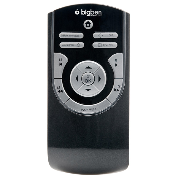 Пульт для PS3 BigBen PS3REMOTE