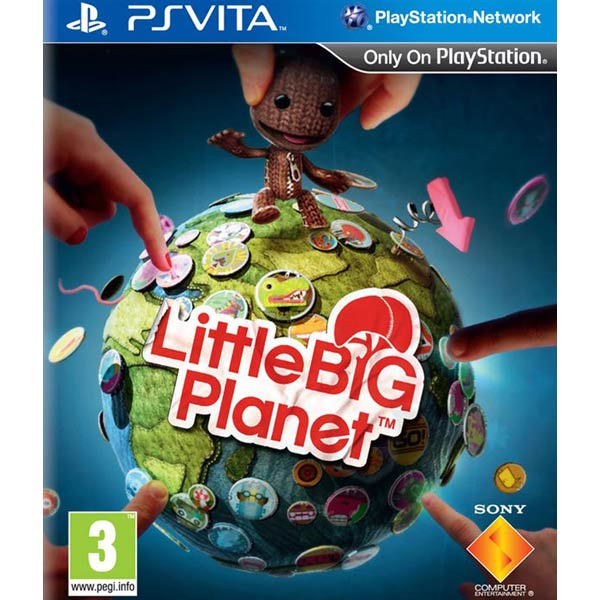 Видеоигры нов. прист.№1 Медиа LittleBigPlanet