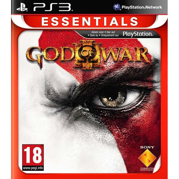 Игра для PS3 . God Of War 3 Essentials