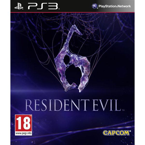 Игра для PS3 Медиа Resident Evil 6