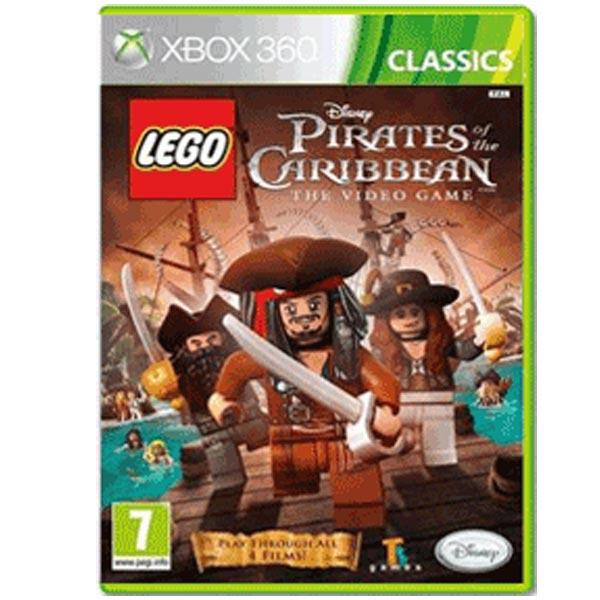 Игра для Xbox Медиа Disney. LEGO Пираты Карибского моря (Classics)