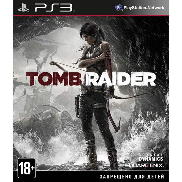 все цены на  Игра для PS3 . Tomb Raider  онлайн