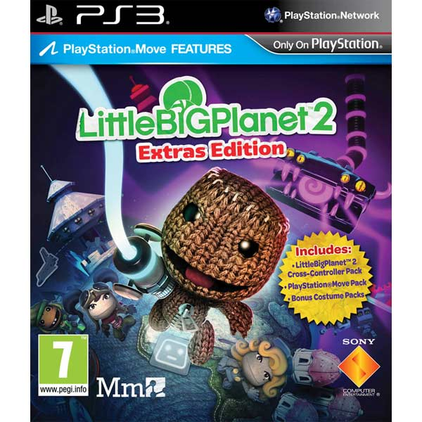���� ��� PS3 ����� LittleBigPlanet 2 ����������� �������