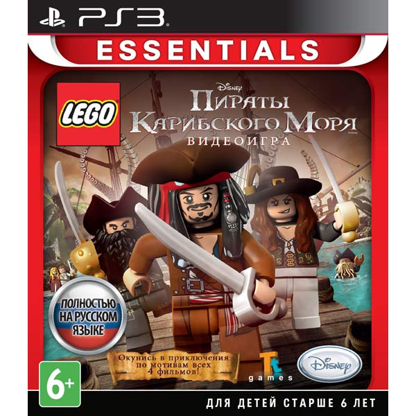 ���� ��� PS3 ����� Disney. LEGO ������ ���������� ���� (Essentials)