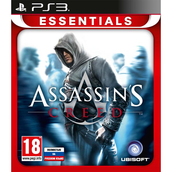 ���� ��� PS3 ����� Assassins Creed Essentials