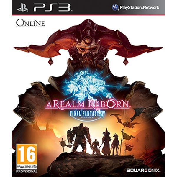 ���� ��� PS3 ����� Final Fantasy XIV:A Realm Reborn.Standart Edition