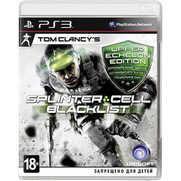 Медиа Tom Clancys Splinter Cell Blacklist Upper Echelon