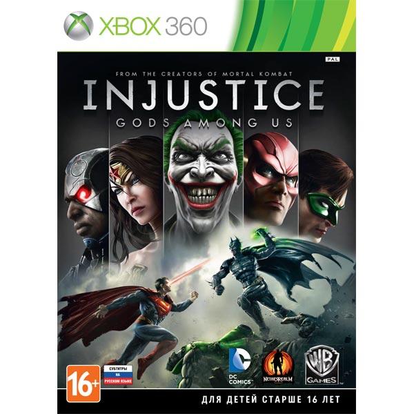 ���� ��� Xbox ����� Injustice: Gods Among Us