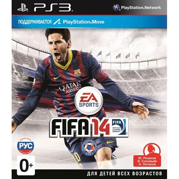 Игра для PS3 Медиа FIFA 14