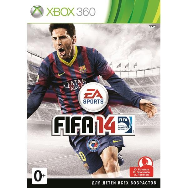 Игра для Xbox Медиа FIFA 14