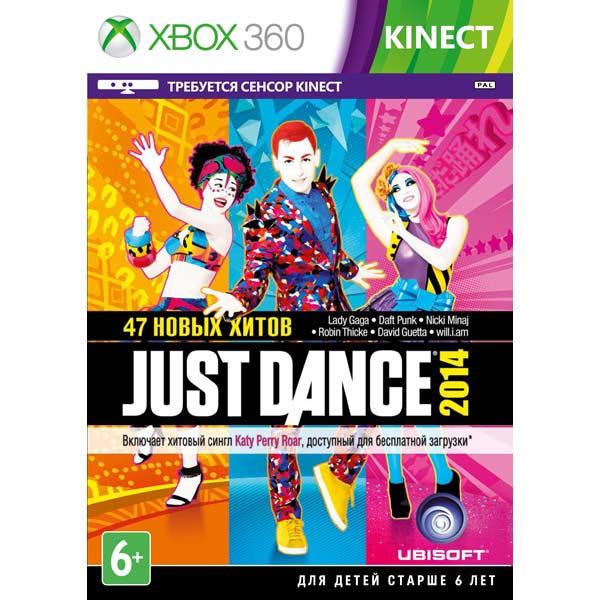 Игра для Xbox Медиа Kinect Just Dance 2014