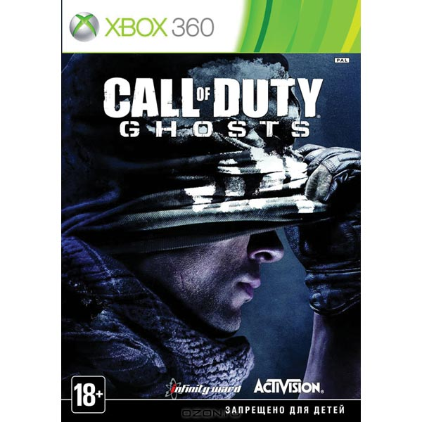 Игра для Xbox Медиа Call of Duty Ghosts