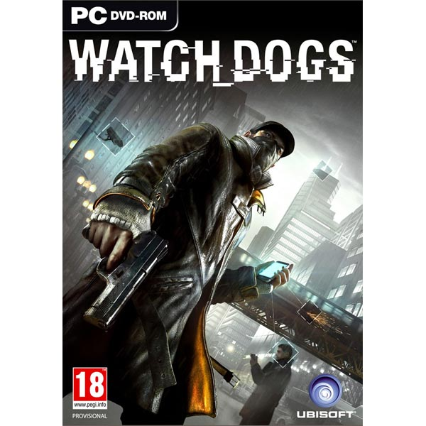 Игра для PC Медиа Watch_Dogs