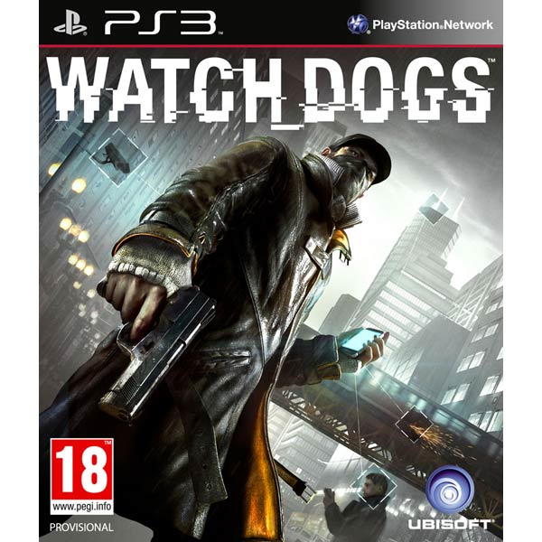 ���� ��� PS3 ����� Watch_Dogs