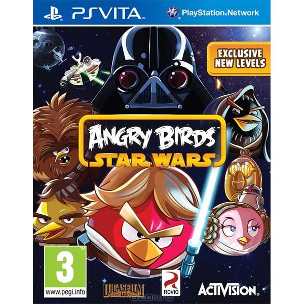 Видеоигры нов. прист.№1 Медиа Angry Birds Star Wars