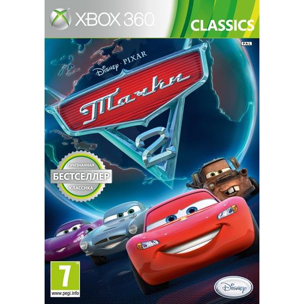 Игра для Xbox Медиа Disney/Pixar. Тачки 2 (Classics)