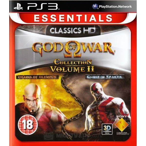 ���� ��� PS3 ����� God of War Collection 2 (Essentials)