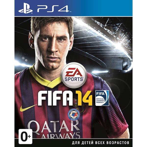 Видеоигра для PS4 . FIFA 14 электронная версия для pc ea fifa 17
