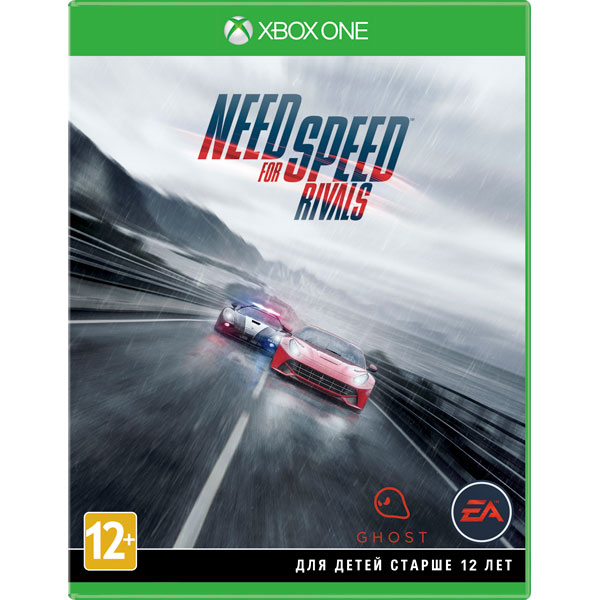 Видеоигра для Xbox One Медиа Need For Speed Rivals