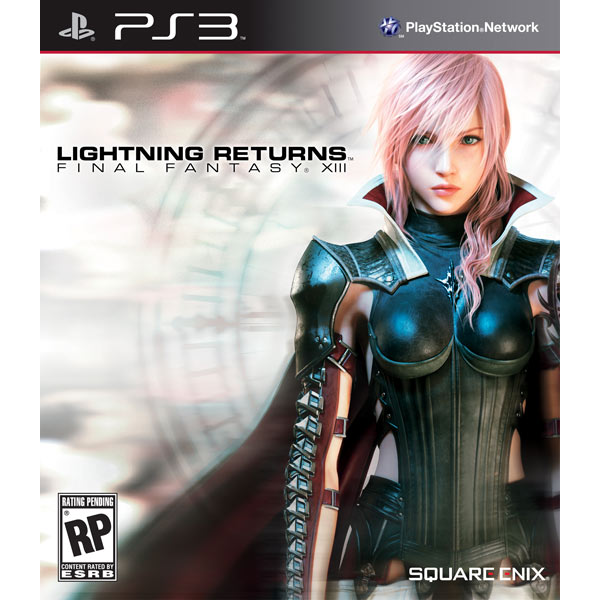 Игра для PS3 Медиа Final Fantasy XIII: Lightning Returns