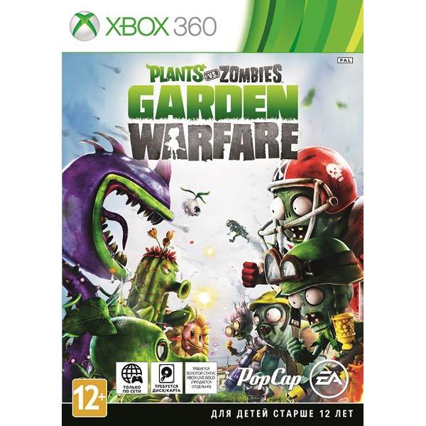 Игра для Xbox Медиа Plants vs Zombies Garden Warfare